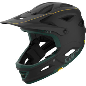 Giro Switchblade MIPS Helm matte warm black
